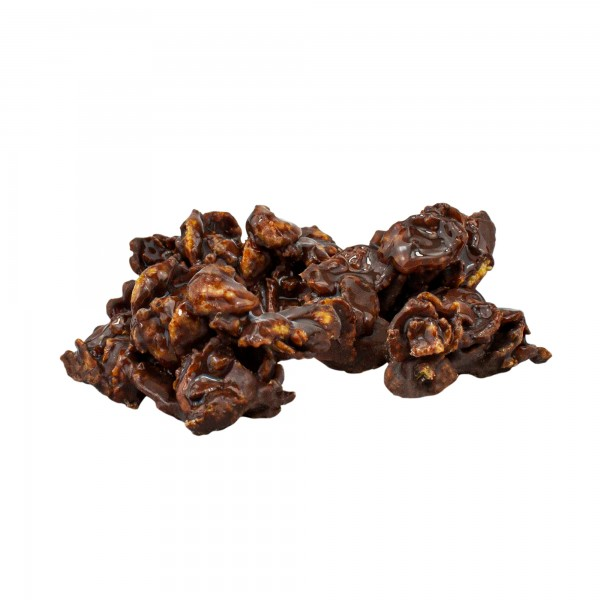 Bio Crunchies Zartbitter (vegan) (100 g)