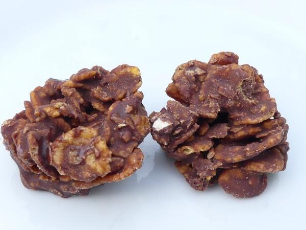 Bio Kokos Crispies Zartbitter (vegan) (100 g)